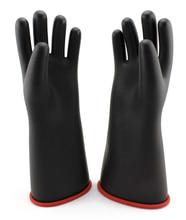цены на 10KV High Voltage  Electrical Natural Latex Class 1 Insulating Work Gloves в интернет-магазинах