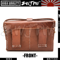 WW2 Japan Japanese Army Military Front Ammo Box Back Bullet Pack two piece JP/104120