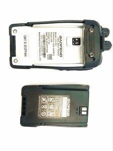 Image 5 - 2 pezzi Baofeng UV 6D walkie talkie a lungo raggio Radio bidirezionale 400 480MHz UHF singolo banda palmare Radio ricetrasmettitore Interphone