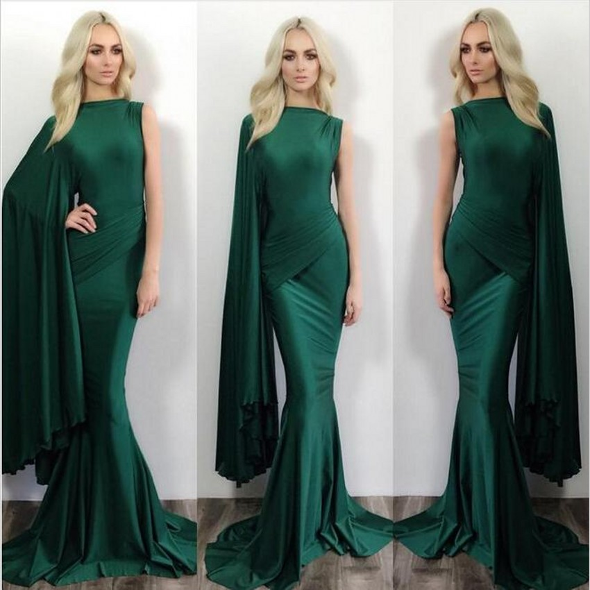 Prom Dresses with Muslim Wraps Promotion-Shop for Promotional Prom ...
