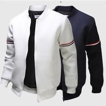 Zogaa 2019 Baseball Jacket Chaqueta Hombre Men Spring Autumn бомбер мужской Bomber Jackets Casual Slim Windbreaker Male Outwear Zipper Coats Brand Clothing