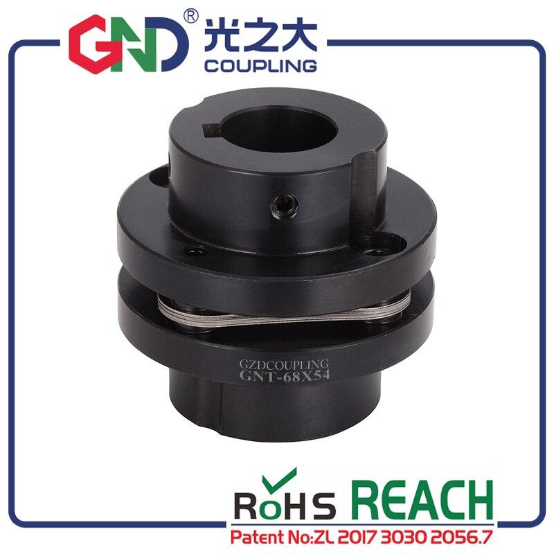 GND 45 # стальная ступенчатая одинарная диафрагма штифты серии сталь муфта сцепения валов диаметр 26 мм длина 26 мм