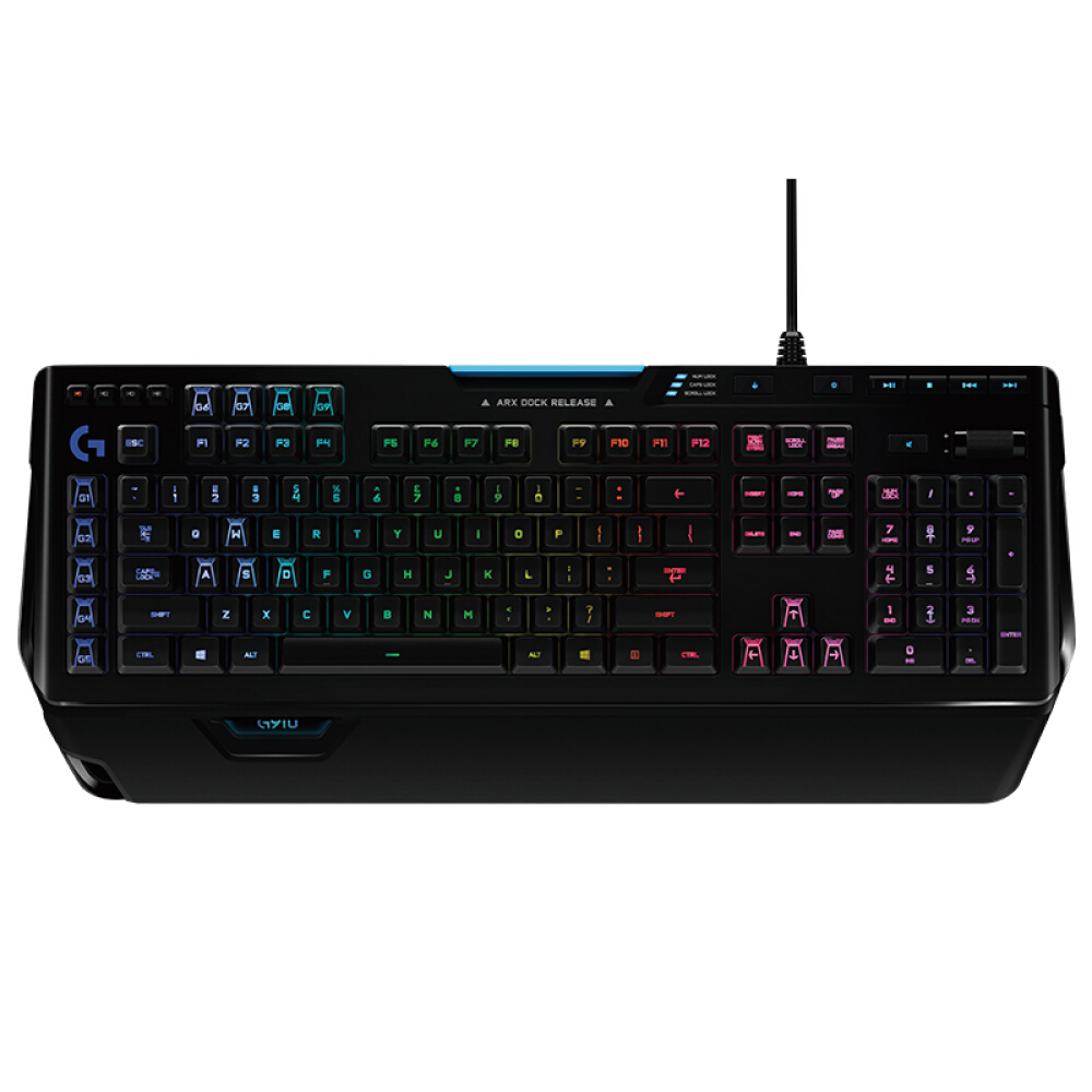 2018 NEW Logitech G910 Orion Spark RGB Mechanical Gaming Keyboard