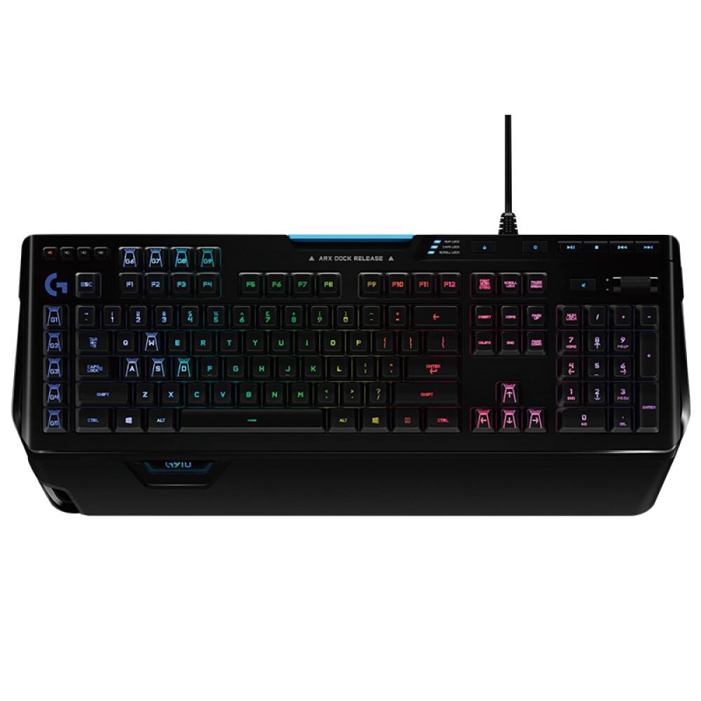 2018 NEW Logitech G910 Orion Spark RGB Mechanical Gaming Keyboard