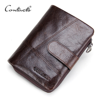 2016 New Arrival European And American Style Brand Luxury Mens Wallets Genuine Leather Men Purse Short