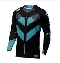 2019 MTB MX ATV Motocross Lett DH Long Sleeve Summer Riding Cross Country Motorcycle Downhill Cycling Sweatshirt