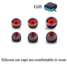 In-ear Earphone Silicone Case for Samsung xiaomi vivox21 oppo TECNO itel Infinix Earphones Accessories