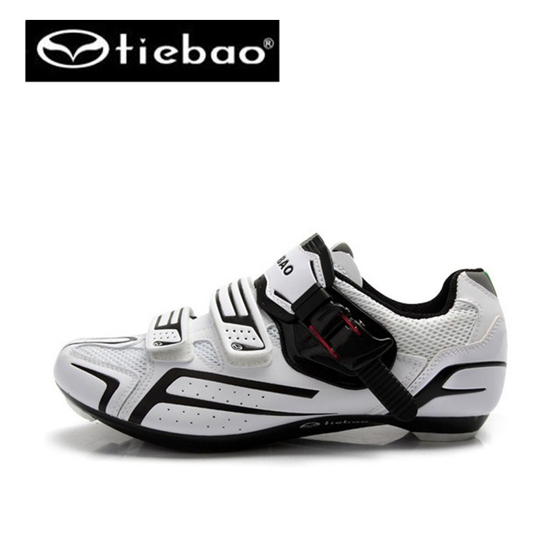Tiebao sapatilha ciclismo shoes Athletic Racing Road Cycling Shoes Self-Locking sneakers zapatillas deportivas mujer for Men tiebao black road bike shoes ultralight bicycle road shoes men cycling shoes self locking sport shoes zapatillas ciclismo