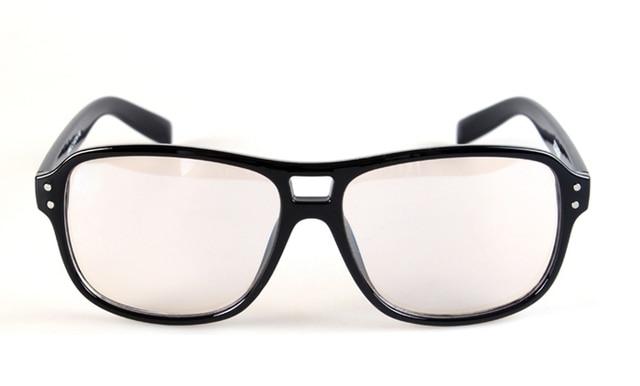 cf370bafb5 BYJ45 Kingsman The Secret Service Harry Hart Eggsy Eyewear Cosplay Glasses