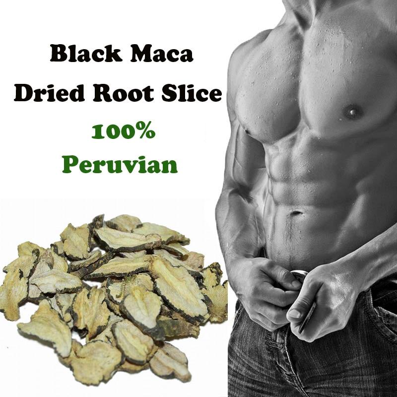150g Peruvian maca root extracts Peru Black Maca root health care for men sex improvement male power enhance
