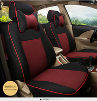 TO YOUR TASTE auto accessories new car seat covers for Agila Vectra Zafira Astra GTC PAGANI ZONDA SAAB Spyker RAM HUMMER durable