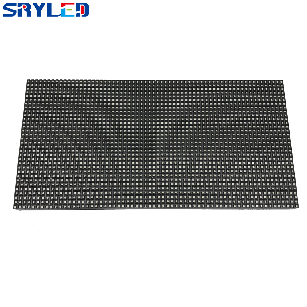 64×32 outdoor rgb 3in1 full color smd2727 320mm x 160mm 1/8scan ultra bright led hd module