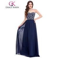 Fast Delivery 2015 New Fashion Women Formal Gown Elegant Evening Dresses Chiffon Beaded And Sequins Prom