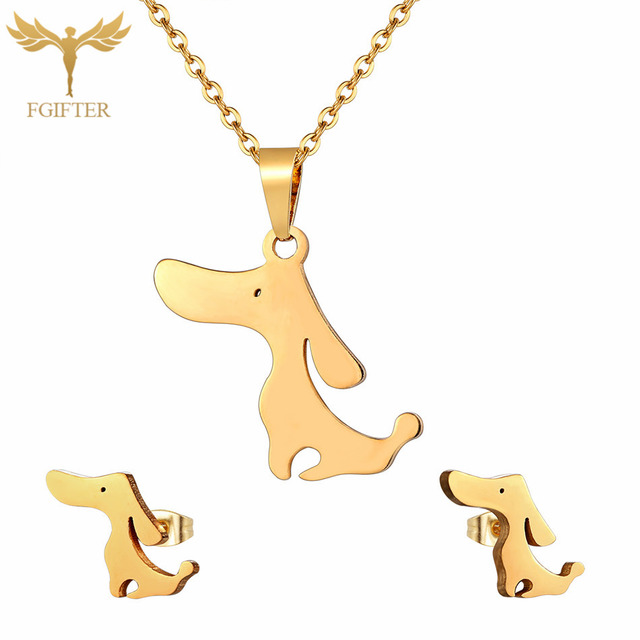 Cute Children's Jewelry Dog...