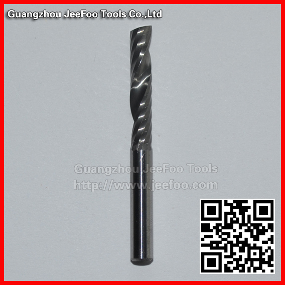 5*22 One Spiral Flute Bits Tungsten Carbide End Mill Engraving Tool Bits Wood Router Bits Cutting Tool  цены