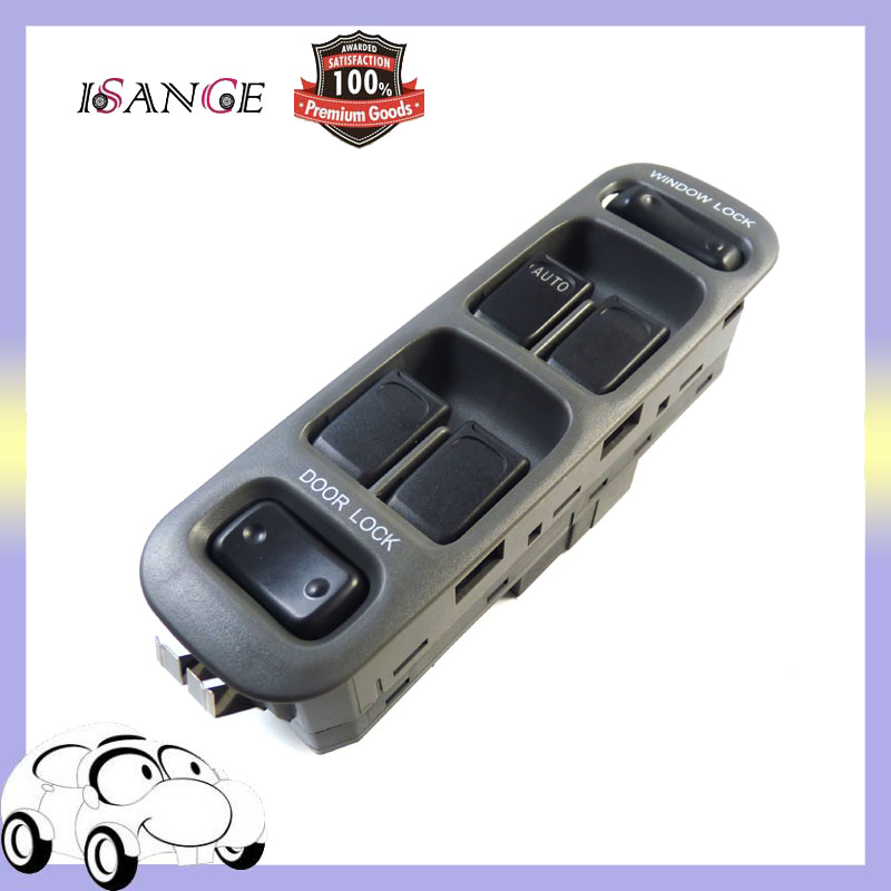 Isance Power Window Switch Control For Chevrolet Tracker