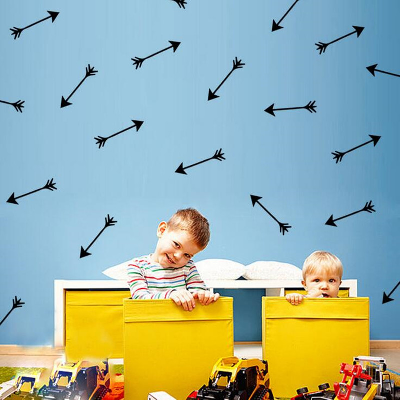 room deco furniture. Arrow Removable Waterproof SelfAdhensive Vinyl Sticker Creative Kids Decoration Wall Stickers Sheet Room Deco Furniture T