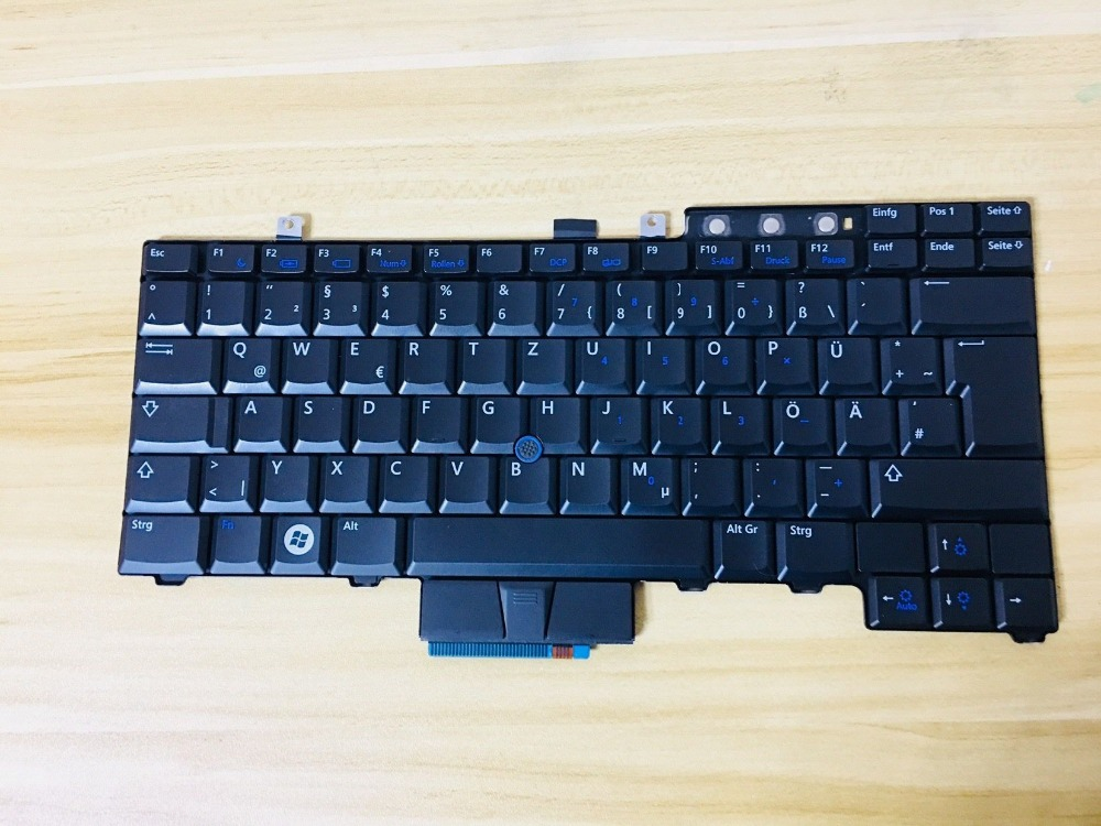 New keyboard for Dell Latitude E5500 E5410 E5510 E6400 E6410 E6500 E6510 E5400 Spanish/Latin/German/Bulgium/Turkish layout quying laptop lcd screen b141ew05 v3 lp141wx5 tln1 ltn141at12 with buckle for dell e5400 e5500 e6400 notbook