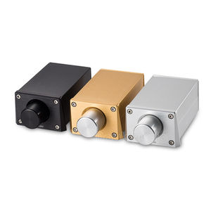 Image 5 - 2020 Nobsound High Precision Passive Preamp Volume Controller HiFi Pre Amplifiers Match Power Amplifiers Or Active Speakers