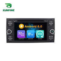 Octa Core 4GB RAM Android 8.0 Car DVD GPS Navigation Multimedia Player Car Stereo for Ford focus 1999 2008 Radio Headunit WIFI