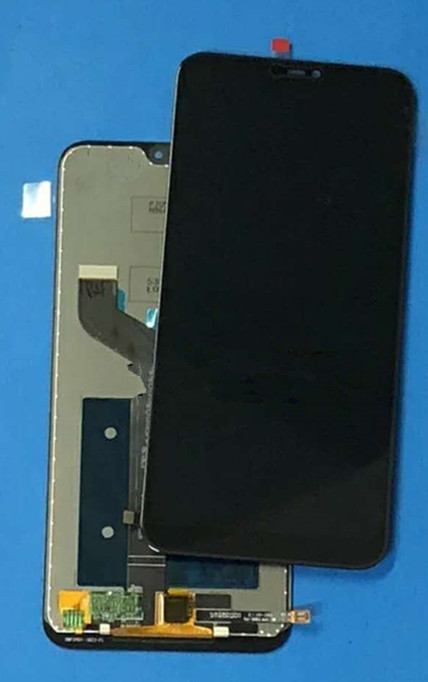 Livraison gratuite pour Xiaomi Redmi 6pro Écran Tactile Digtizer Capteur et Écran lcd Assemblage de L'écran Du Panneau