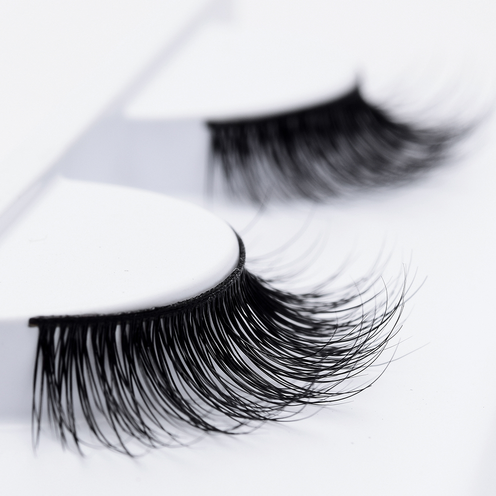 30736e7309a Natural long 3D Mink Fur lashes Thick Soft 100% Siberian Mink Fur Hand made False  EyeLashes 1 Pair Package Reusable 30 wears-in False Eyelashes from Beauty  ...