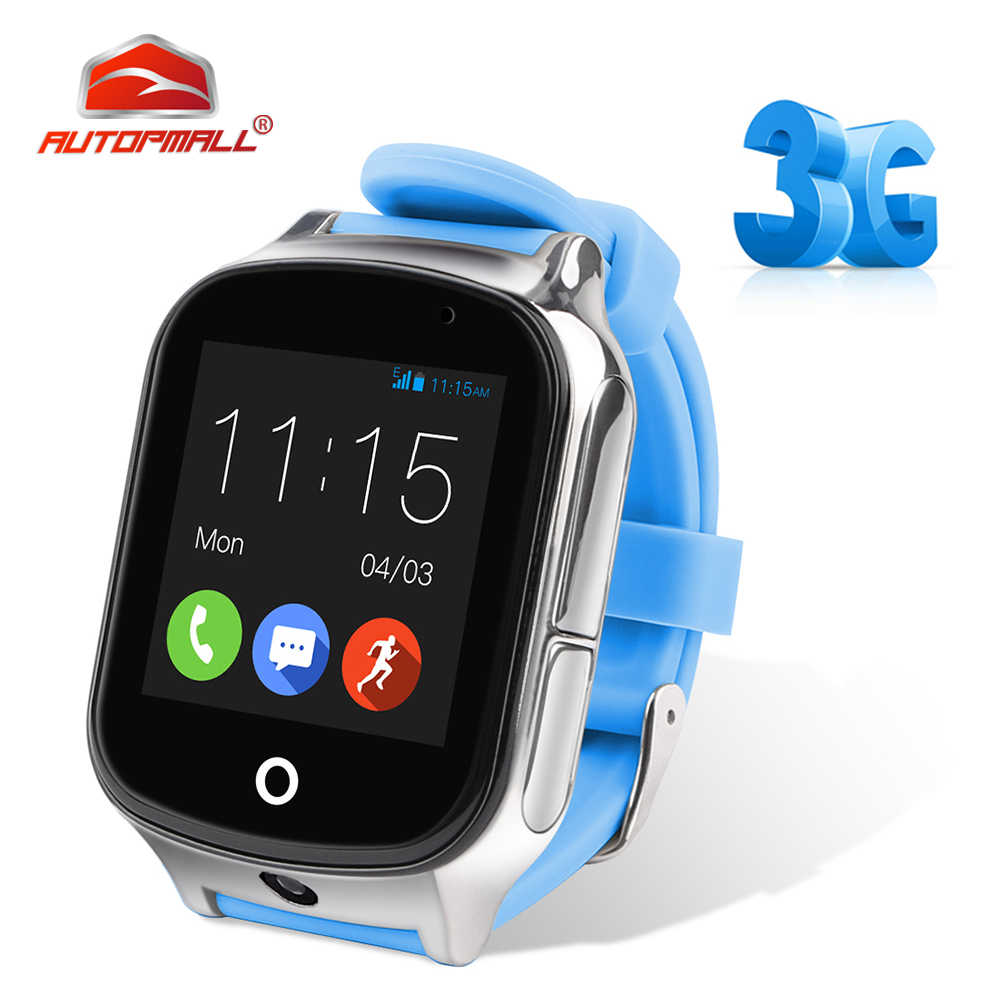 3G Smart Watch GPS Tracker Children Watch Waterproof Camera Touch Screen WIFI SOS Locator FREE APP Realtime Tracking PK Q50 Q90