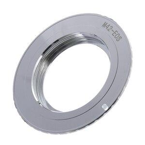Image 4 - 9th Generation AF Bestätigen w/ Chip Adapter Ring für M42 Objektiv zu Canon EOS 750D 200D 80D 1300D