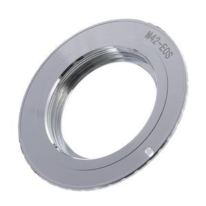 Image 4 - 9th Thế Hệ AF Xác Nhận W/Chip Adapter Ring Cho M42 Ống Kính Canon EOS 750D 200D 80D 1300D