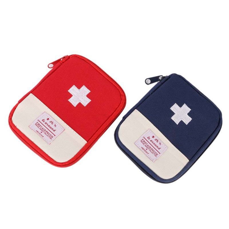 Outdoor Hiking Gfirst Aid Emergency Medical Survival Kit Bag Wrap Gear To Hunt Small Travel Medicine