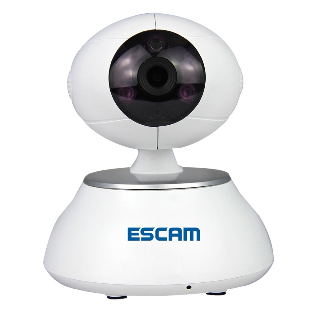 ФОТО Escam Super Egg QF550 HD 720P Alarm Wifi IP Camera Wireless Smart 1.0MP Network CCTV Security Camera Home Protection