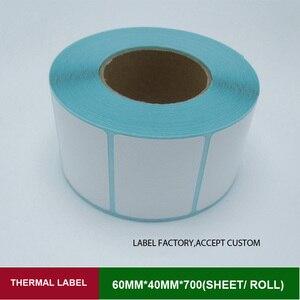 60*40mm label sticker 700 shee