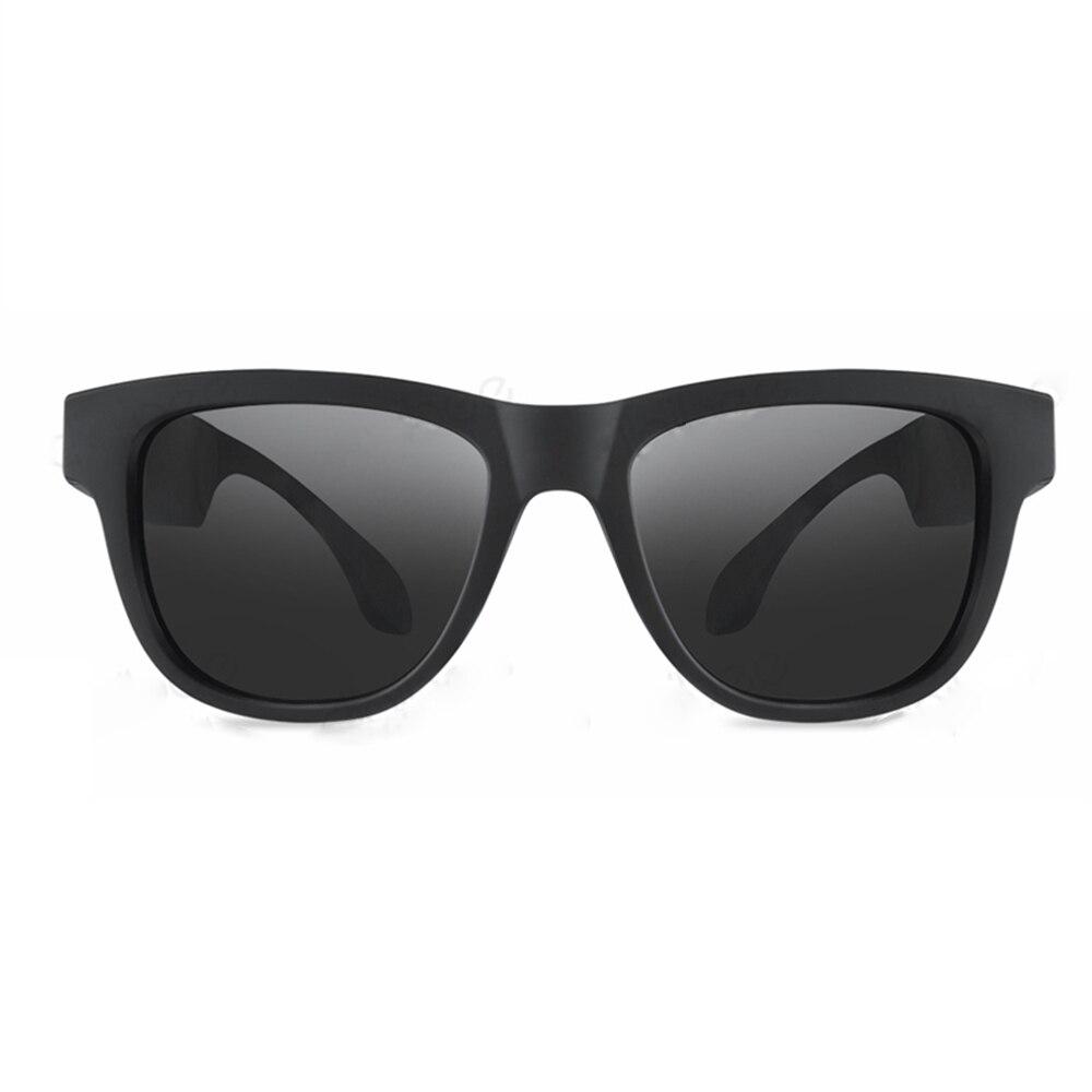 Conduction osseuse Bluetooth écouteur Sport intelligent lunettes de soleil sans fil stéréo musique lunettes de soleil Sport casque casque - 6