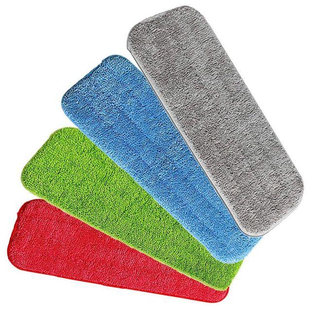 4 piezas fregona de limpieza para Vorfreude de RP y de trapeadores y lavable trapeadores