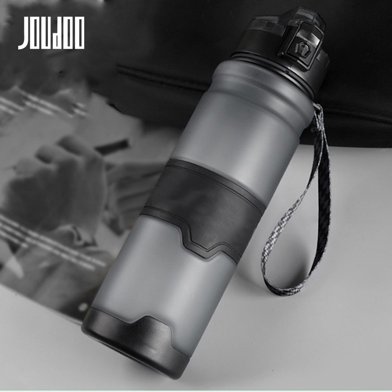 JOUDOO Tritan Bpa Free Water Bottles 700ml 1000ml Capacity Drinking Water Portable Plastic Protein Shaker Sport Drink Bottle 40|Water Bottles| |  - AliExpress