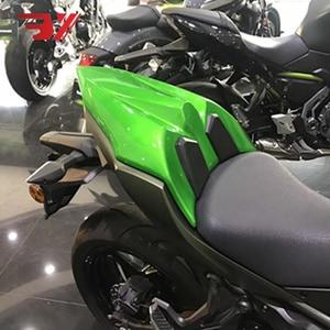 Image 2 - Couvercle pour siège arrière de moto, couvercle pour siège arrière de motocyclette Kawasaki Z650 z650 Z 650, 2017 et 2018