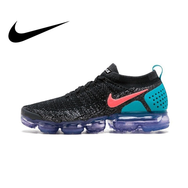 2059f9a0dae NIKE AIR VAPORMAX FLYKNIT 2 Original New Arrival Authentic Mens Running  Shoes Sneakers Breathable Sport Outdoor 942842