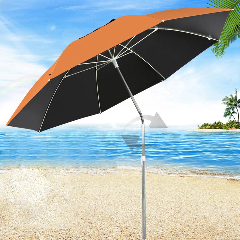 Hot Parasol Garden Umbrella Outdoor Furniture Patio Umbrellas Parasol Jardin Lightweight Beach Sunshade Umbrella 2 7 m outdoor umbrellas patio umbrella column banana straight with a hand of iron