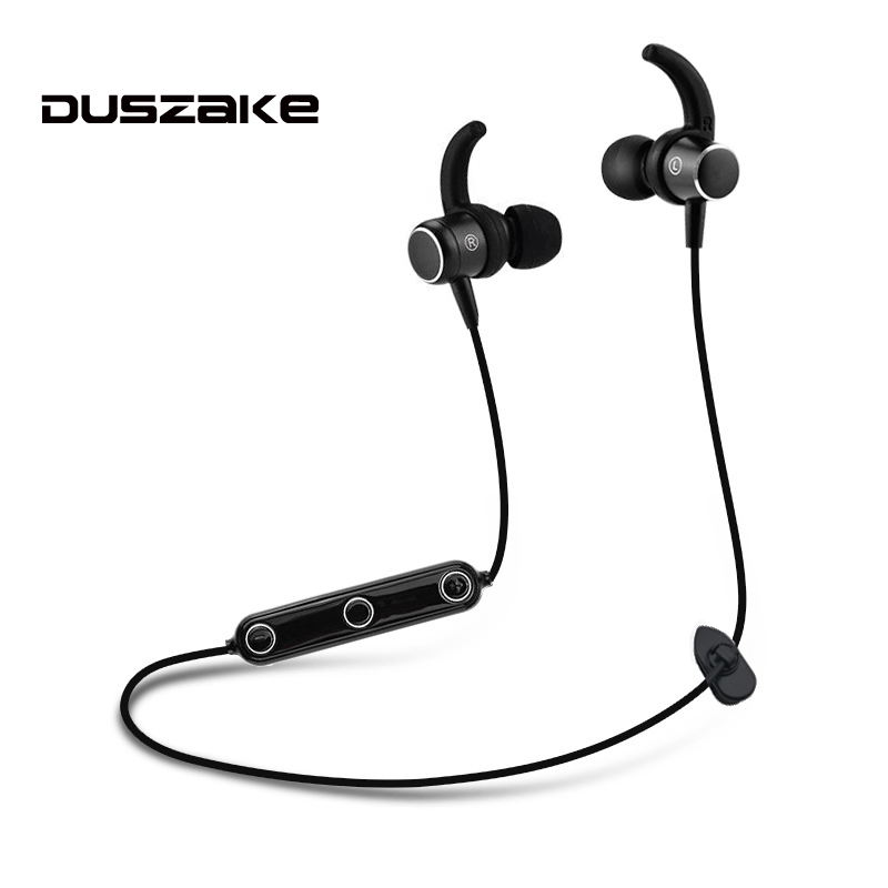 Magnetic Sports Eaphone Wireless Headphones Bluetooth 4.1 Running Headset with Mic for iPhone Sumsang Mobile Phone Cellphones magift bluetooth headphones wireless wired headset with microphone for sports mobile phone laptop free russia local delivery hot