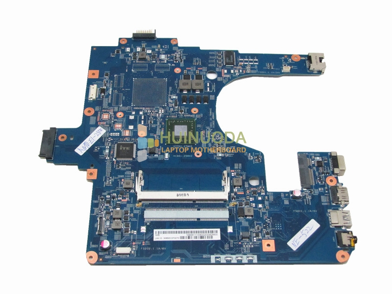 NOKOTION NBM8111006 48.4ZK01.03M for gateway e1-522 NE522 NE52209U laptop motherboard CPU DDR3 new original lcd led video flex for acer aspire e1 522 gateway ne522 laptop screen display cable 50 4yu01 001 50 4yu01 011