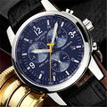 Watch Men Luxury Brand GUANQIN Fashion Mechanical Man Watch Wrist Waterproof Relogio Masculino 2016 Montre Homme With Gift Box