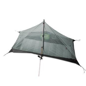 FLAME'S CREED 1 Person Ultralight Tent 805g LanShan 3 Season 15D Nylon 2