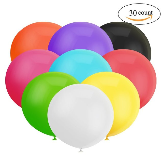 18 Inch Grote Ronde Ballon Latex Giant Ballon Jumbo Dik Ballonnen
