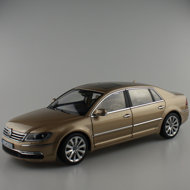 Welly Gta Gt Autos 1 18 Volkswagen Vw Phaeton Gold New Coming In