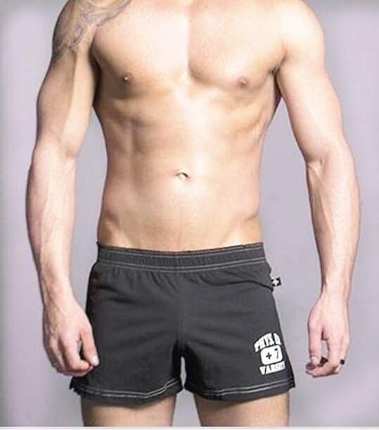 Hot Sale Men Cotton Shorts Clothes Men's  Short Underpants Male Casual Boxer Shorts Wholesale
