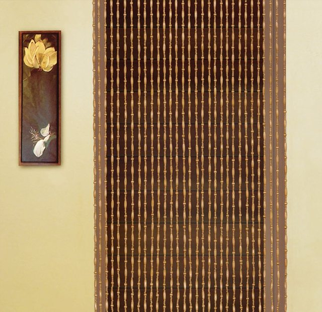 Etonnant Chinese Wooden Bead Curtains Bedroom Curtains Home Decoration 90X180CM  22PCS Jalousie Blinds Roll Roller Blinds Roman Curtains