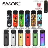 Free Minifit Kit !! SMOK Nord Pod Kit with 1100mAh Battery & 3ml Pod Pod System Electronic Cigarette Vs Smok Novo / Orion Kit