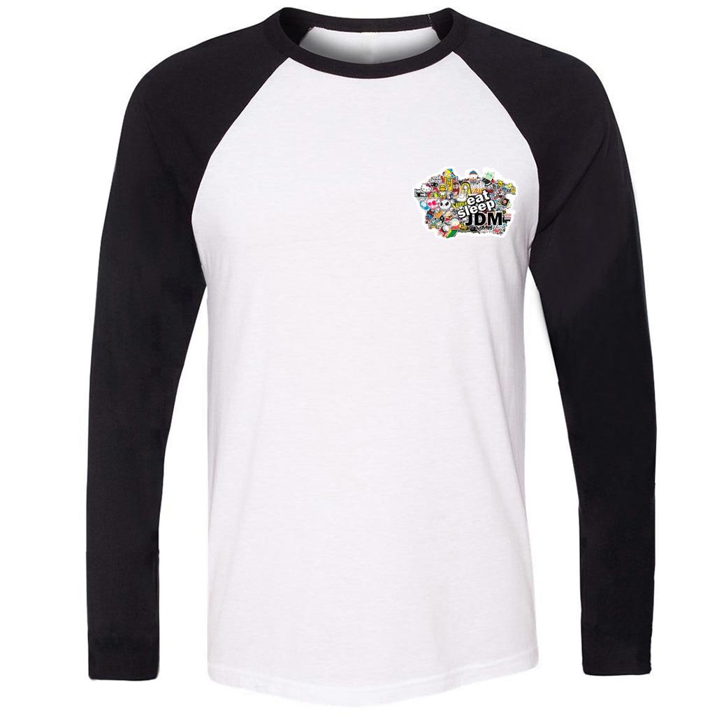 Black flag t shirt vintage - Eat Sleep Jdm Sticker Bom T Shirt Men Women Boy Girl American Flag Vintage T