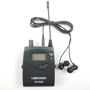 Image 3 - Leicozic BK2050 اللاسلكية في نظام مراقبة الأذن أنظمة مراقبة الأذن اللاسلكية نظام مراقبة المرحلة SR2050 IEM bodypack رصد