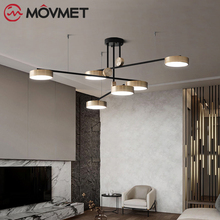 Modern Glass Pendant Light Nordic Dining Room Kitchen Light Designer Hanging Lamps Avize Lustre Lighting Home Indoor lamp postmodern magic bean lamps pendant light nordic modern brief dna lamp creative iron glass hanging lamp glass ball lustre mudou